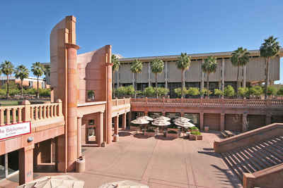Arizona Public Colleges and Universities: Arizona State: Haden Library