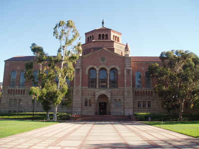 California Public Colleges and Universities - UCLA: Powell Library