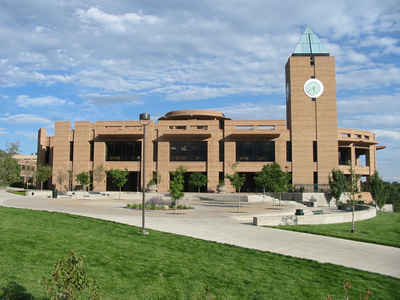 Colorado Public Colleges and Universities - UC-Colorado Springs: Kraemer Library
