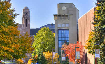 Idaho Public Colleges and Universities -  University of Idaho Library