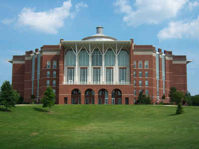 Kentucky Public Colleges and Universities- University of Kentucky-Lexington: William T. Young Library