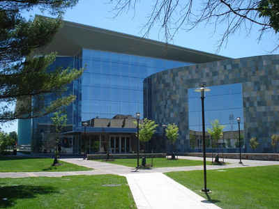 Maryland Public Colleges and Universities -  Morgan State University:  Earl S Richardson Library