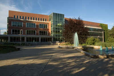 Michigan Public Colleges and Universities - Michigan State University Libraries Main Building