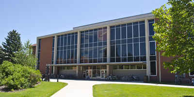 Montana Public Colleges and Universities - Renne Library - Montana State University