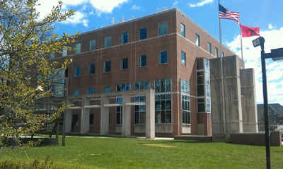 New Jersey Public Colleges and Universities - Rutgers University - New Brunswick: Archibald S. Alexander Library