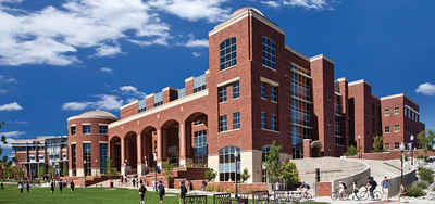 Nevada Public Colleges and Universities - University of Nevada - Reno: IGT Mathewson Knowledge Center