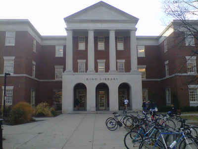 Ohio Public Colleges and Universities - King Library (Miami University)