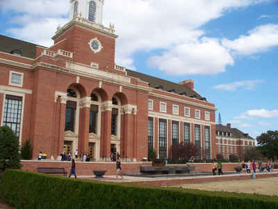Oklahoma Public Colleges and Universities - Oklahoma State University -Stillwater: Edmon Low Library