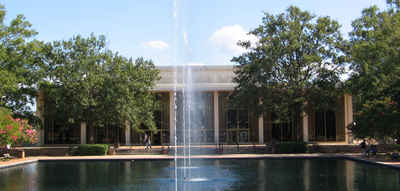 South Carolina Public Colleges and Universities - University of South Carolina Columbia (Columbia) Main Library
