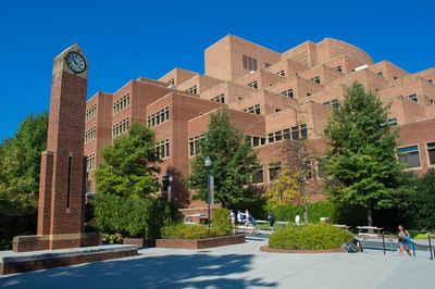 Tennessee Public Colleges and Universities - John C. Hodges Library - University of Tennessee