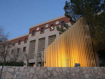 Texas Public Colleges and Universities - University of Texas at El Paso Library