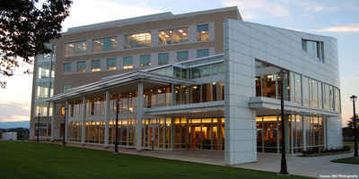 Virginia Public Colleges and Universities - James Madison University (Harrisonburg) Rose Library