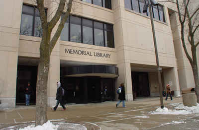 Wisconsin Public Colleges and Universities - UW-Madison Memorial Library