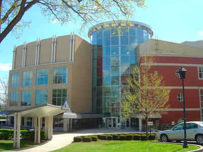 West Virginia Public Colleges and Universities - Drenko Library at Marshall University