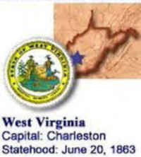 West Virginia Almanac: Facts on the State of West Virginia