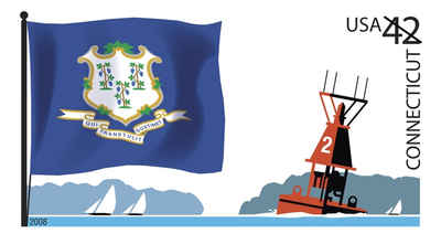 Brief history of Connecticut Counties: Flags of Our Nation