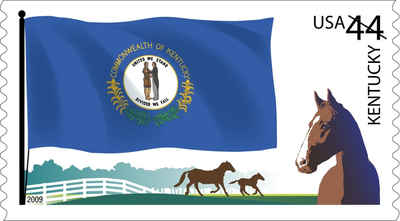 Brief history of Kentucky Counties: Flags of Our Nation