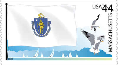 Brief history of Massachusetts Counties: Flags of Our Nation