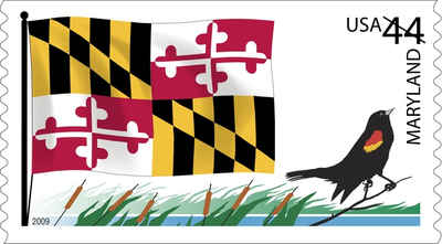 Brief history of Maryland Counties: Flags of Our Nation