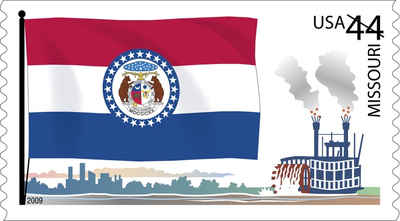 Brief history of Missouri Counties: Flags of Our Nation