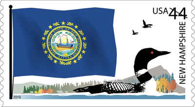 Brief history of New Hampshire Counties: Flags of Our Nation