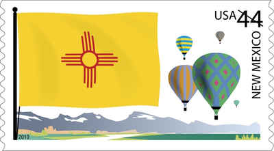 Brief history of New Mexico Counties: Flags of Our Nation