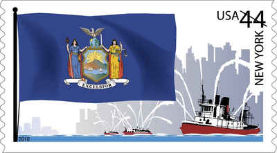 Brief history of Nerw York Counties: Flags of Our Nation