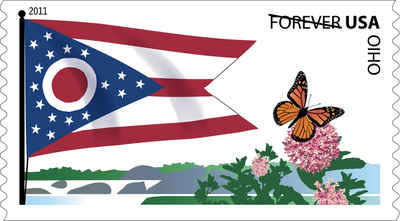 Brief history of Ohio Counties: Flags of Our Nation