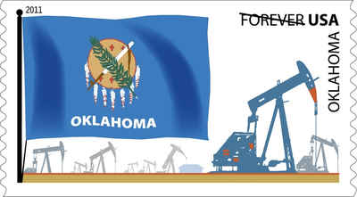 Brief history of Oklahoma Counties: Flags of Our Nation