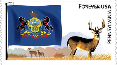 Brief history of Pennsylvania Counties: Flags of Our Nation