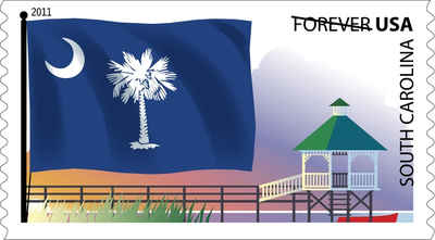 Brief history of South Carolina Counties: Flags of Our Nation
