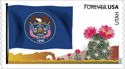Brief history of Utah Counties: Flags of Our Nation