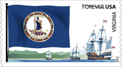 Brief history of Virginia Counties: Flags of Our Nation
