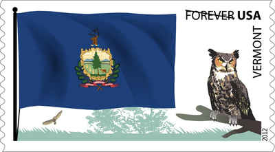 Brief history of Vermont Counties: Flags of Our Nation