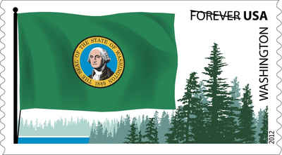 Brief history of Washington Counties: Flags of Our Nation