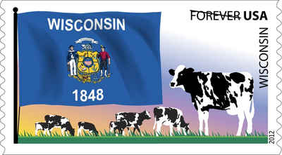 Brief history of Wisconsin Counties: Flags of Our Nation