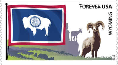 Brief history of Wyoming Counties: Flags of Our Nation