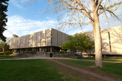 Colorado Private Colleges and Universities: Colorado College - Tutt Library
