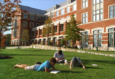 Washington, DC Private Colleges and Universities: Wolfington Hall Jesuit Residence - Georgetown University ...