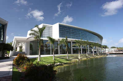 Florida Private Colleges and Universities: University of Miami - Student Activities Center