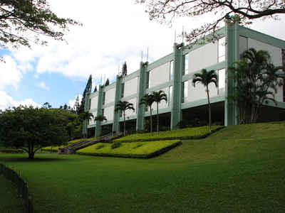 Hawaii Private Colleges and Universities: HPU Loa Campus