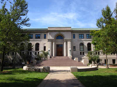 Iowa Private Colleges and Universities: University of Notre Dame - Bond Hall