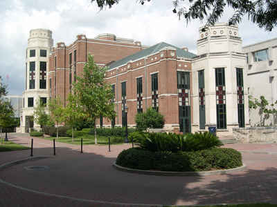 Louisiana Private Colleges and Universities: Loyola University - Library