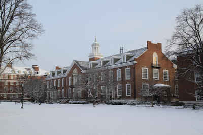 Maryland Private Colleges and Universities: Johns Hopkins University - Maryland Hall