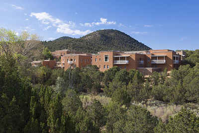 New Mexico Private Colleges and Universities: St. John's College of Santa Fe - Residence Halls
