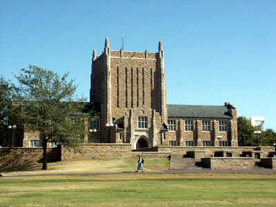 Oklahoma Private Colleges and Universities: University of Tulsa - McFarlin Library