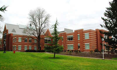 Oregon Private Colleges and Universities: Pacific University - Library