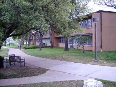 Texas Private Colleges and Universities: University of Dallas - Carpenter Hall