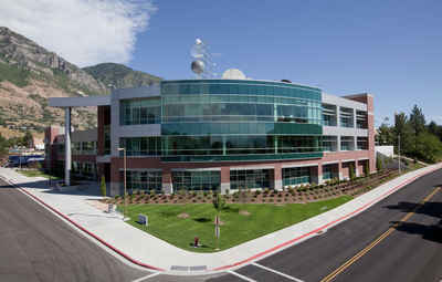 Utah Private Colleges and Universities:Brigham Young University - Broadcasting Building
