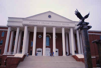 Virginia Private Colleges and Universities: Liberty University - DeMoss Learning Center